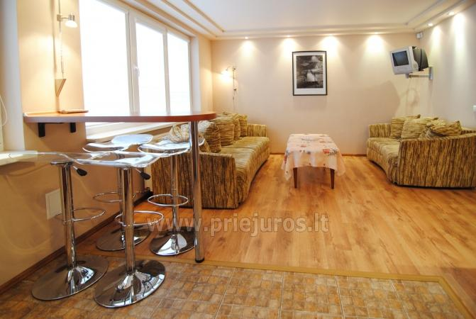 2-room apartment in Palanga downtown ELITE VACATION: 1rst floor, quiet place - 5