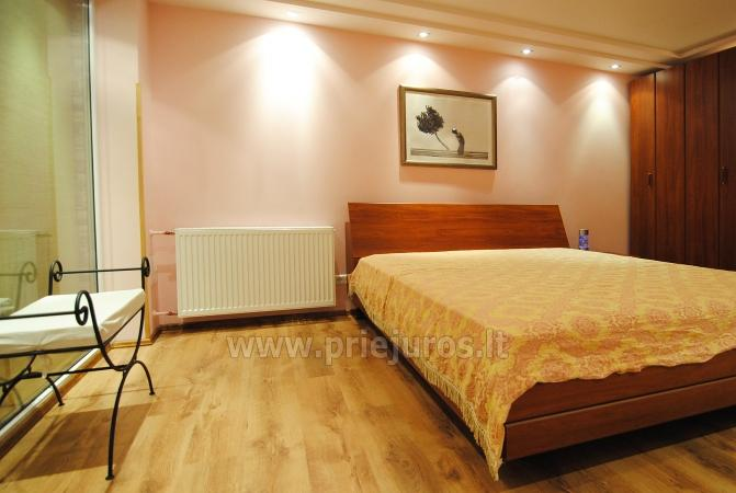 2-room apartment in Palanga downtown ELITE VACATION: 1rst floor, quiet place - 7