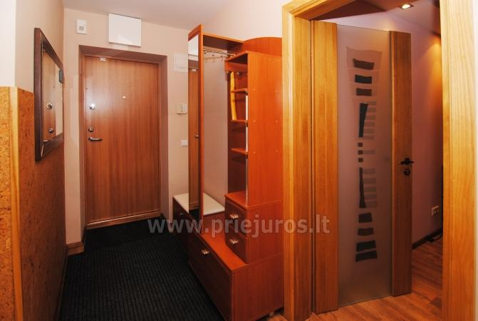 2-room apartment in Palanga downtown ELITE VACATION: 1rst floor, quiet place - 9