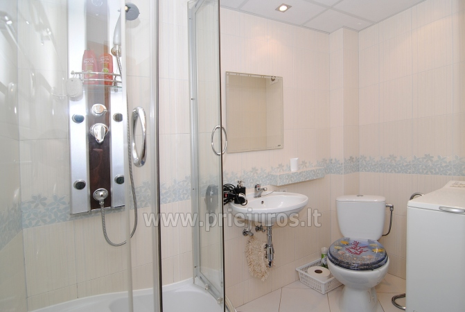 2-room apartment in Palanga downtown ELITE VACATION: 1rst floor, quiet place - 10