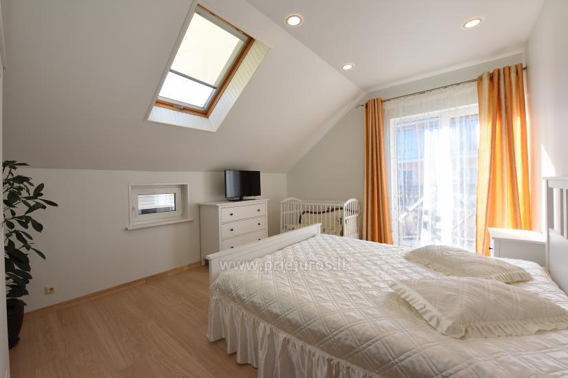 3 kambarių apartamentai