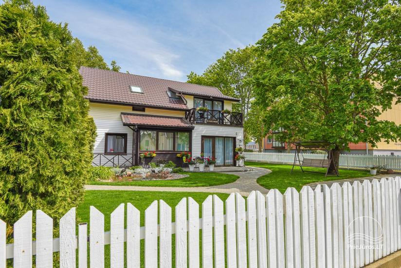 2- and 3-room apartments for rent in Palanga in villa TYLOS TAKAS - 5