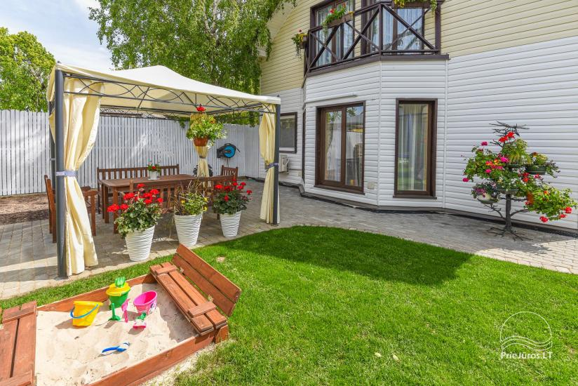 2- and 3-room apartments for rent in Palanga in villa TYLOS TAKAS - 3