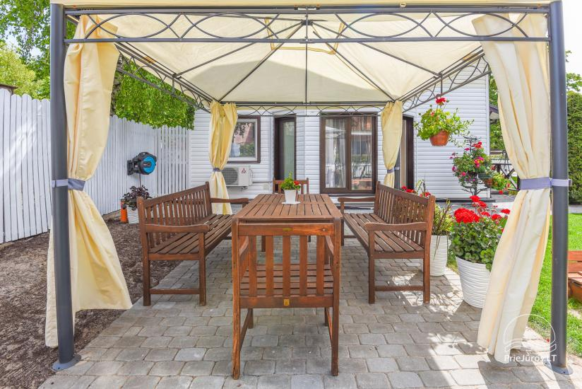 2- and 3-room apartments for rent in Palanga in villa TYLOS TAKAS - 4
