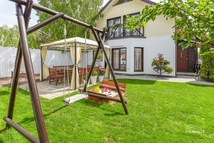 2- and 3-room apartments for rent in Palanga in villa TYLOS TAKAS - 2