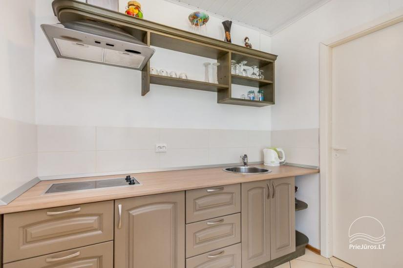 No.1 One-room apartment (2+2)