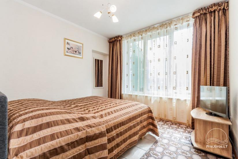 1–3 istabu dzīvokļi Juodkrantē Prie Azuolo – atsevišķas ieejas, virtuves, terases - 21