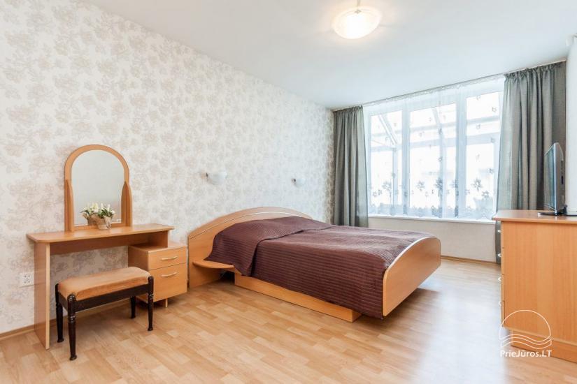 1–3 istabu dzīvokļi Juodkrantē Prie Azuolo – atsevišķas ieejas, virtuves, terases - 28