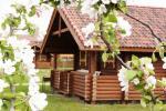 Ferienhütte in Sventoji fur Urlaub am Meer