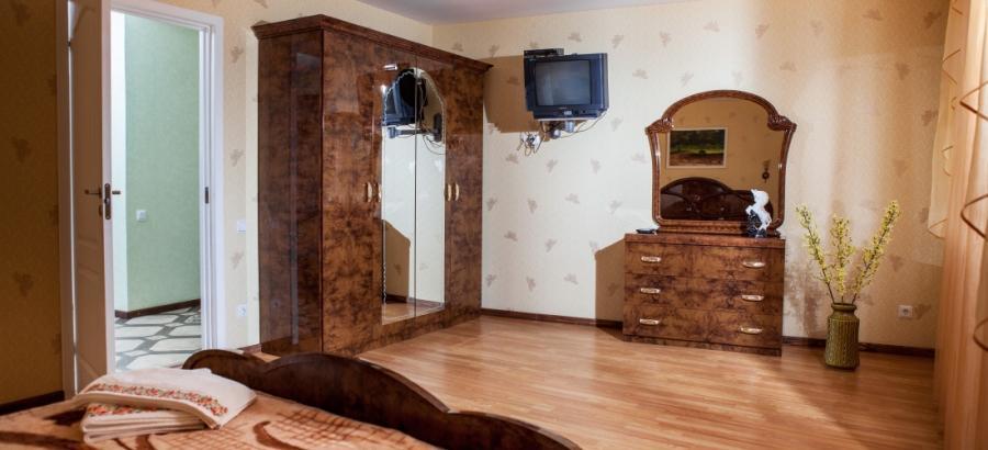 Nr. 1 dviejų kambarių keturviečiai apartamentai
