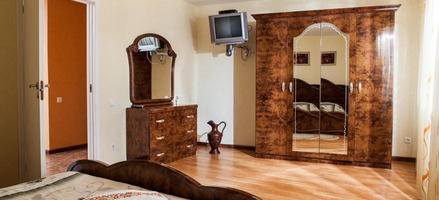 Nr. 2 dviejų kambarių keturviečiai apartamentai