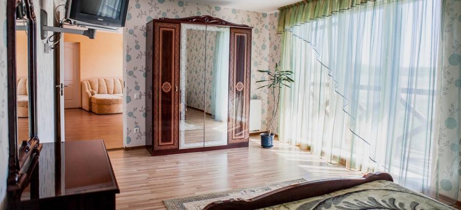 Nr. 6 dviejų kambarių keturviečiai apartamentai