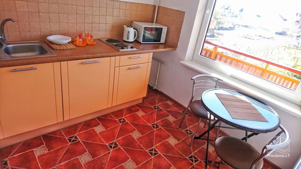 Ein Zimmer Apartments mit allen Annehmlichkeiten - 1
