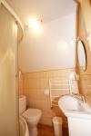 Apartamentai Nr. 1. Dušas ir WC
