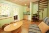 Apartamentai Nr. 2. Svetainė su virtuvėle