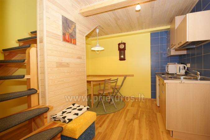 Double apartment, Kitchenette - diding room