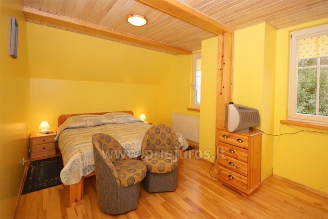 Double apartment, Bedroom