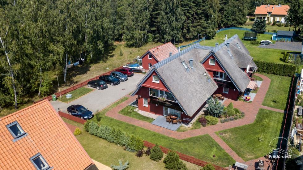 Double - Quadruple rooms for rent in Pervalka - 4