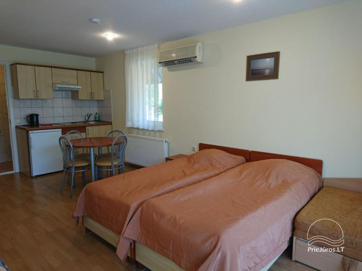 Double - Quadruple rooms for rent in Pervalka - 7