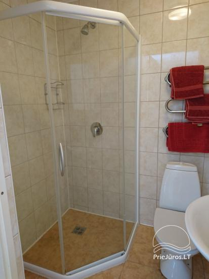 Double - Quadruple rooms for rent in Pervalka - 9