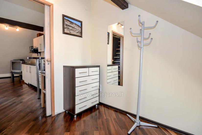 Gästehaus Nidos Gaiva 1 und 2 Zimmer -Wohnungen zur Miete in Nida. - 39