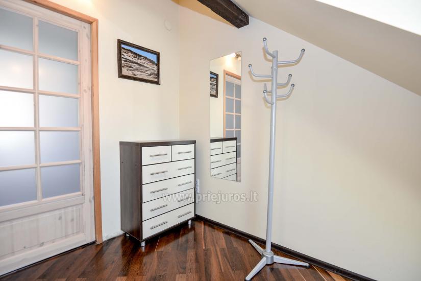 Gästehaus Nidos Gaiva 1 und 2 Zimmer -Wohnungen zur Miete in Nida. - 40