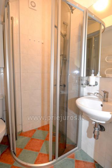 Gästehaus Nidos Gaiva 1 und 2 Zimmer -Wohnungen zur Miete in Nida. - 45