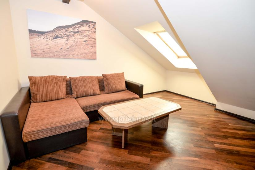 Gästehaus Nidos Gaiva 1 und 2 Zimmer -Wohnungen zur Miete in Nida. - 30