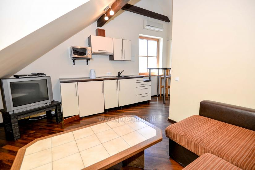 Gästehaus Nidos Gaiva 1 und 2 Zimmer -Wohnungen zur Miete in Nida. - 32