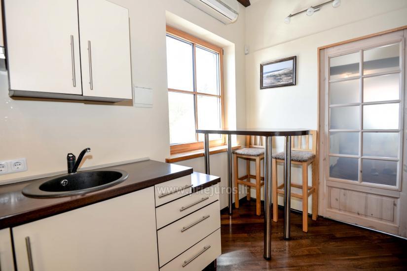 Gästehaus Nidos Gaiva 1 und 2 Zimmer -Wohnungen zur Miete in Nida. - 34