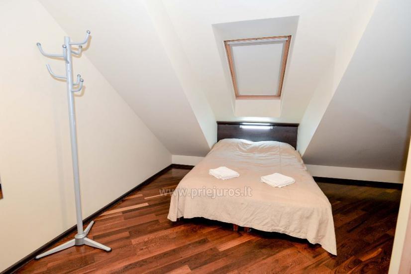 Gästehaus Nidos Gaiva 1 und 2 Zimmer -Wohnungen zur Miete in Nida. - 36