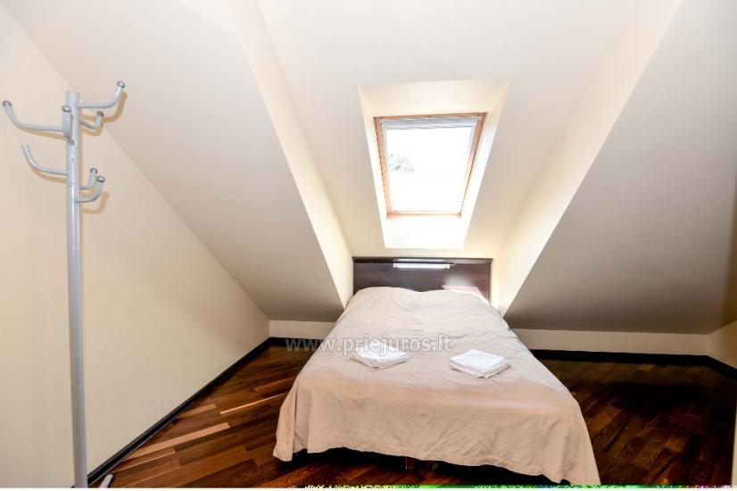 Gästehaus Nidos Gaiva 1 und 2 Zimmer -Wohnungen zur Miete in Nida. - 37