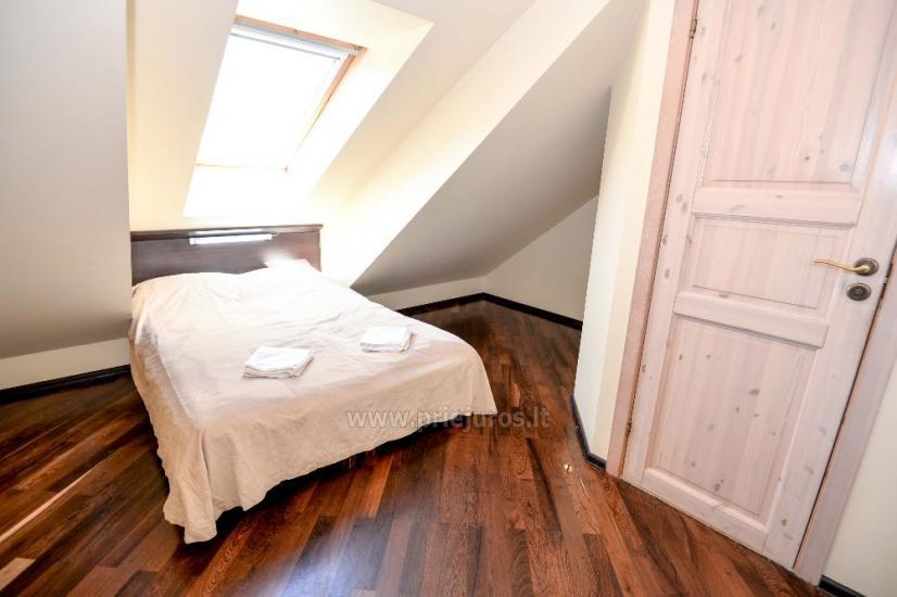 Gästehaus Nidos Gaiva 1 und 2 Zimmer -Wohnungen zur Miete in Nida. - 38
