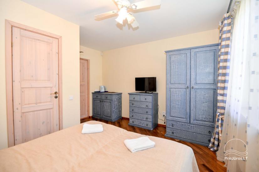 Gästehaus Nidos Gaiva 1 und 2 Zimmer -Wohnungen zur Miete in Nida. - 28