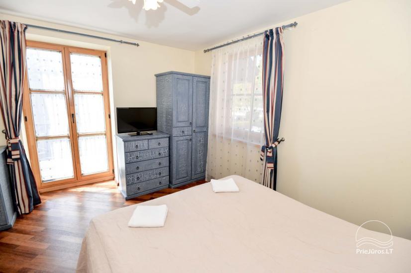 Gästehaus Nidos Gaiva 1 und 2 Zimmer -Wohnungen zur Miete in Nida. - 20