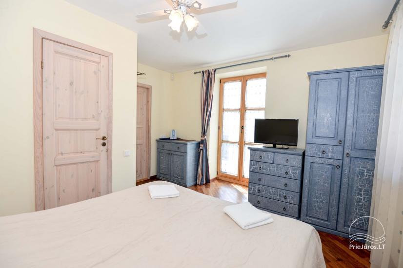 Gästehaus Nidos Gaiva 1 und 2 Zimmer -Wohnungen zur Miete in Nida. - 22