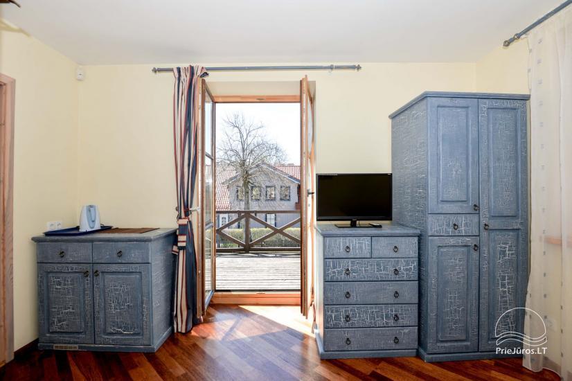 Gästehaus Nidos Gaiva 1 und 2 Zimmer -Wohnungen zur Miete in Nida. - 21