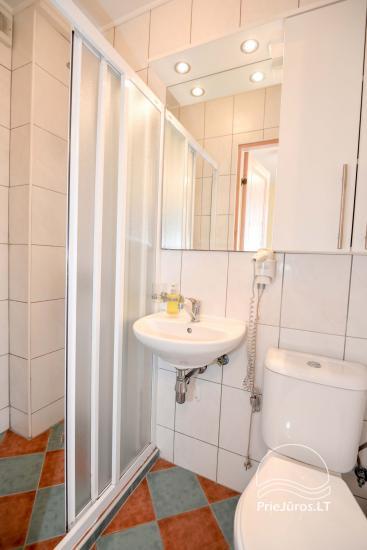 Gästehaus Nidos Gaiva 1 und 2 Zimmer -Wohnungen zur Miete in Nida. - 23