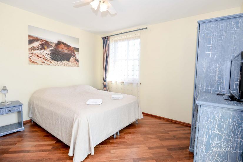 Gästehaus Nidos Gaiva 1 und 2 Zimmer -Wohnungen zur Miete in Nida. - 25