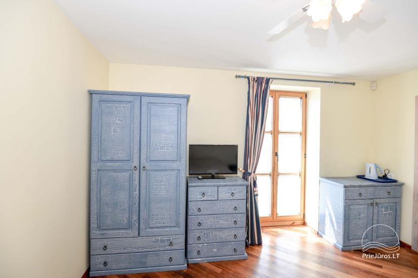 Gästehaus Nidos Gaiva 1 und 2 Zimmer -Wohnungen zur Miete in Nida. - 24