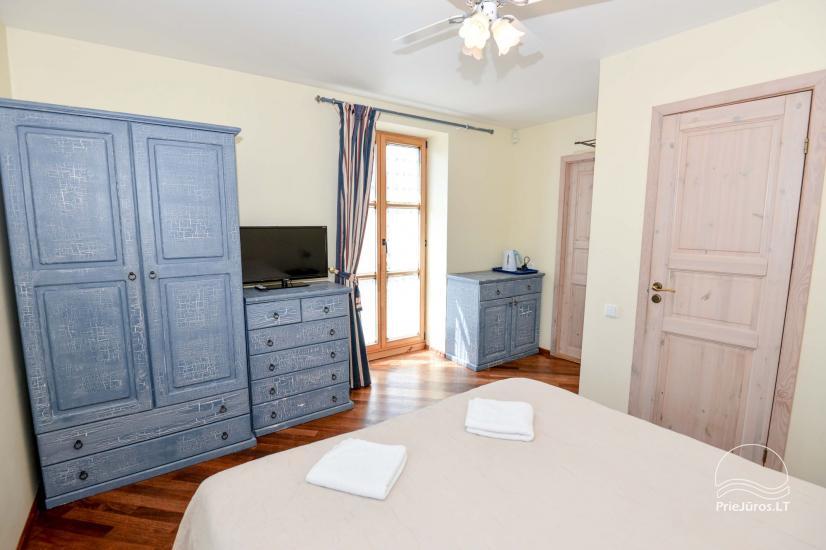 Gästehaus Nidos Gaiva 1 und 2 Zimmer -Wohnungen zur Miete in Nida. - 26