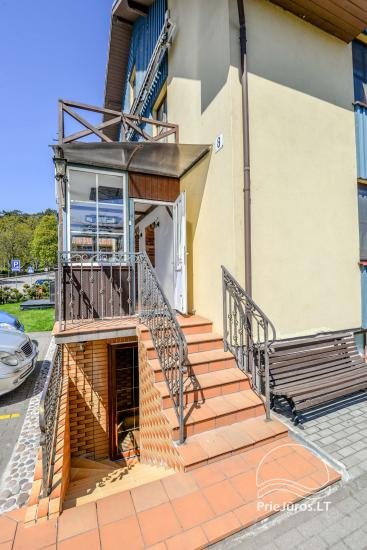 1 un 2 istabu dzīvokļu īre Nidā. Viesu nami Nidos Gaiva - 6