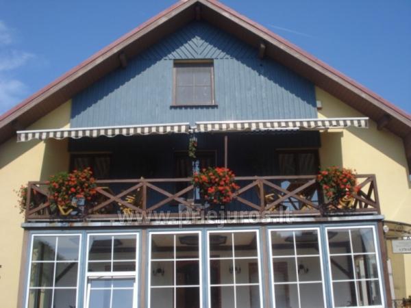1 un 2 istabu dzīvokļu īre Nidā. Viesu nami Nidos Gaiva - 4