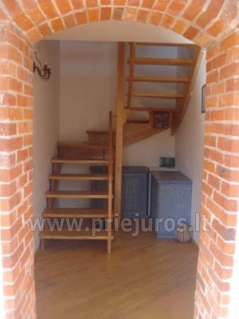 Gästehaus Nidos Gaiva 1 und 2 Zimmer -Wohnungen zur Miete in Nida. - 14