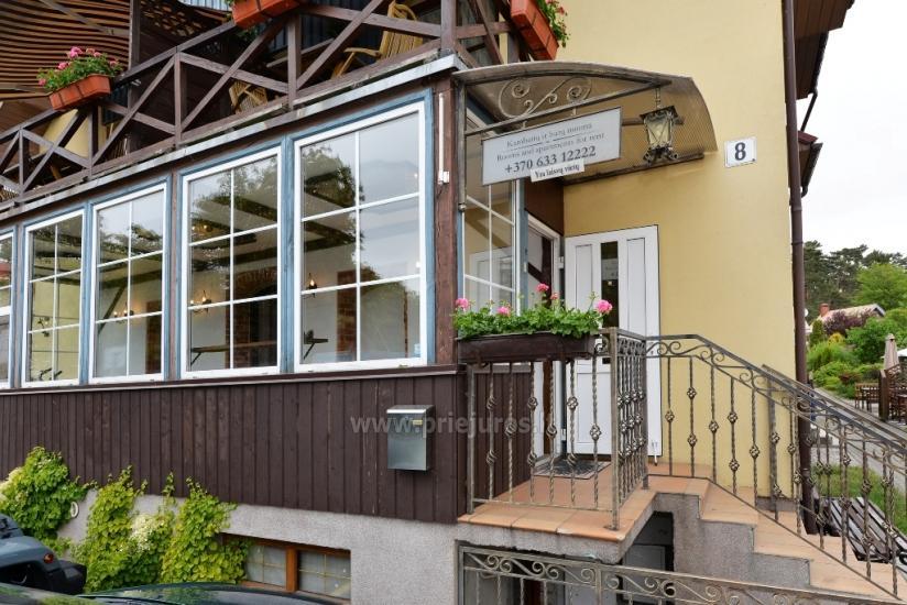 Gästehaus Nidos Gaiva 1 und 2 Zimmer -Wohnungen zur Miete in Nida. - 13