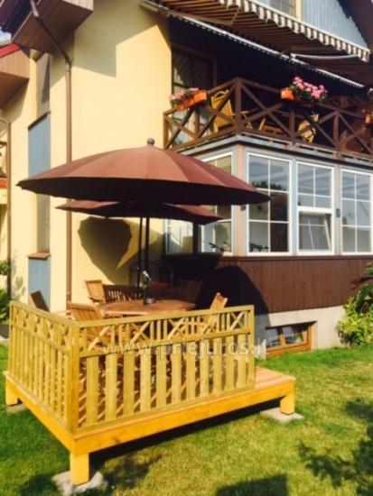 1 ir 2 kambarių apartamentų nuoma - svečių namai Nidos Gaiva - 6