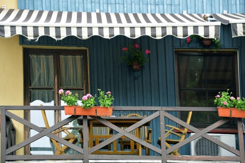 Gästehaus Nidos Gaiva 1 und 2 Zimmer -Wohnungen zur Miete in Nida. - 15