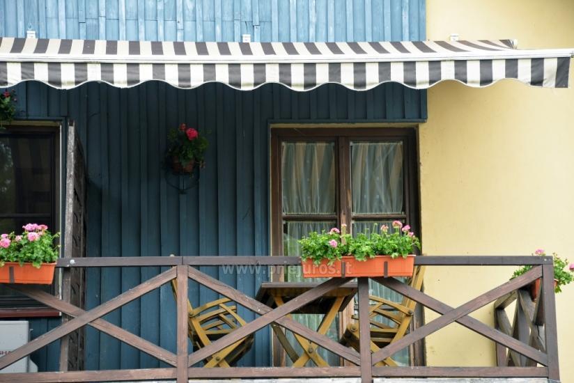 Gästehaus Nidos Gaiva 1 und 2 Zimmer -Wohnungen zur Miete in Nida. - 16