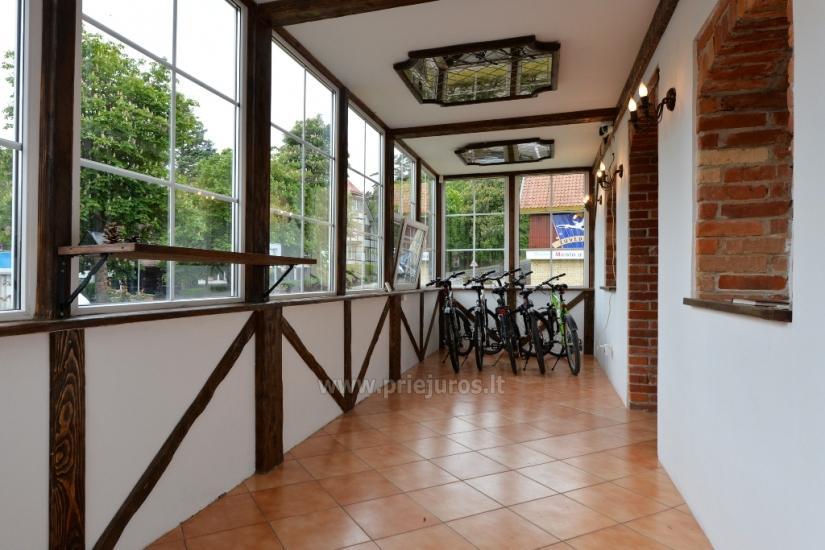 1 ir 2 kambarių apartamentų nuoma - svečių namai Nidos Gaiva - 11