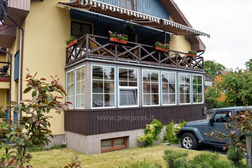 1 ir 2 kambarių apartamentų nuoma - svečių namai Nidos Gaiva - 9